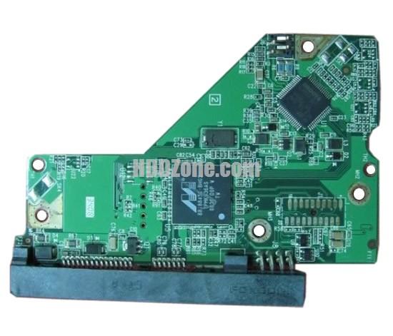 2060-701537-003 WD Carte PCB Disque Dur
