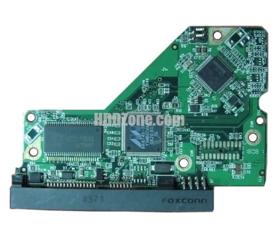 2060-701552-003 WD Carte PCB Disque Dur