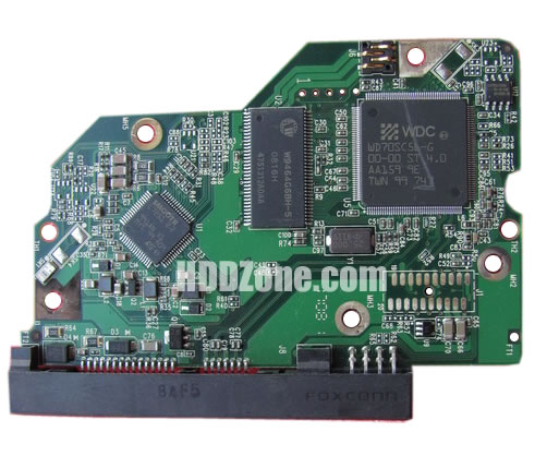 2060-701578-001 WD Carte PCB Disque Dur