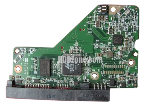 2060-701824-000 WD Carte PCB Disque Dur