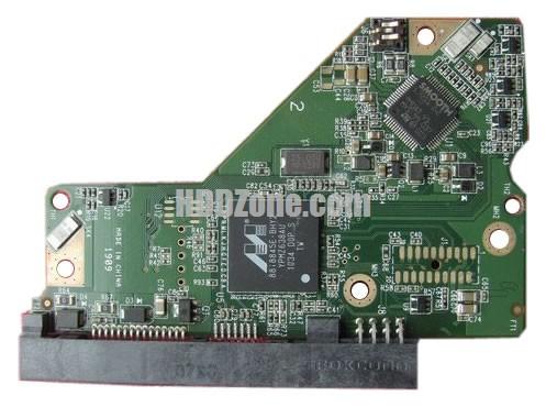 2060-771591-000 WD Carte PCB Disque Dur