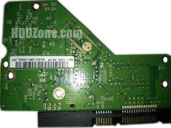 2060-771630-000 WD Carte PCB Disque Dur