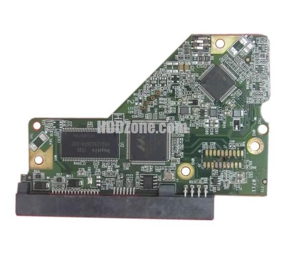 2060-771640-005 WD Carte PCB Disque Dur