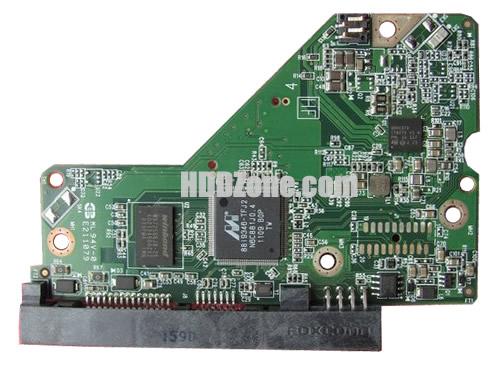 2060-771824-000 WD Carte PCB Disque Dur