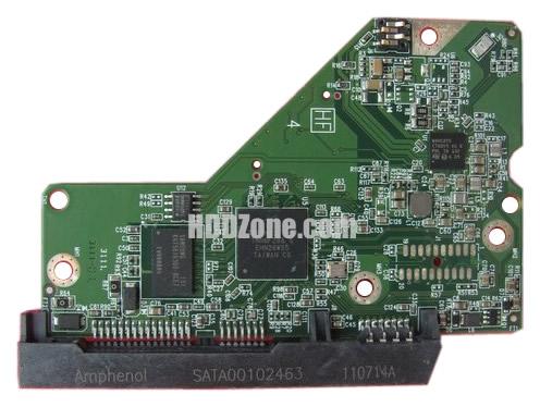 2060-771829-000 WD Carte PCB Disque Dur