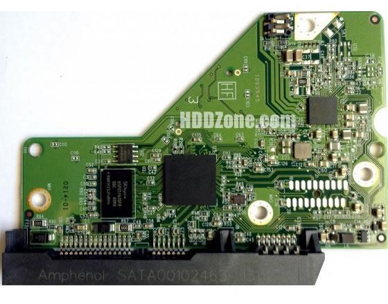 2060-771829-005 WD Carte PCB Disque Dur