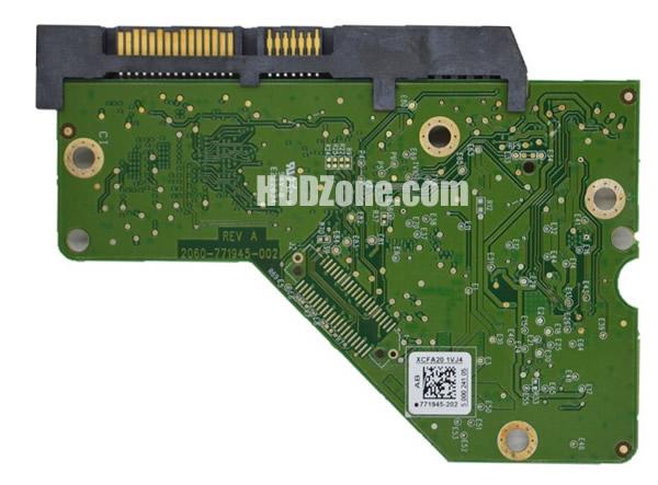 2060-771945-002 WD Carte PCB Disque Dur